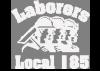 Laborers Local 185 Logo